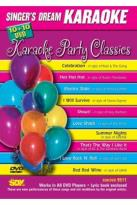 Singer's Dream Karaoke: Karaoke Party Classics