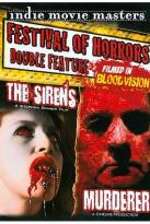 Festival of Horrors Vol. 1: The Sirens/ Murderer
