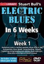 Lick Library: Stuart Bull's Electric Blues in 6 Weeks - Week 1