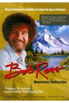 Bob Ross: Mountains Collection