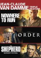 Nowhere to Run/The Order/The Shepherd: Border Patrol