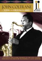 Jazz Icons: John Coltrane - Live in France 1965