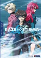 Kaze No Stigma - Season 1 Part 1