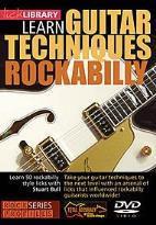 Lick Library: Guitar Quick Licks - Rockabilly Brian Setzer Style