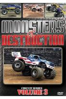 Monster Of Destruction, Vol. 3: Monster Trucks