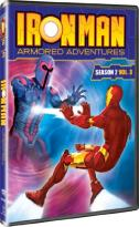 Iron Man: Armored Adventures - Season 2, Vol. 3