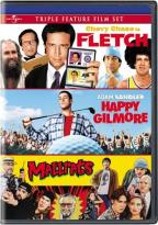 Fletch / Happy Gilmore / Mallrats