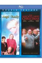 Angel in the Family/The Man Who Saved Christmas