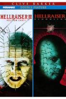 Hellraiser 3: Hell on Earth/Hellraiser 4: Bloodline
