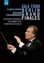 Claudio Abbado/Berliner Philharmoniker: Gala from Berlin Grand Finales