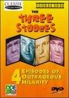 Three Stooges - 4 Episodes Of Outrageous Hilarity
