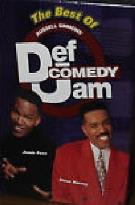 Best of Def Comedy Jam, The - Collection Box Set 1: Volumes 1-6