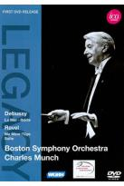 Boston Symphony Orchestra/Charles Munch: Debussy/Ravel