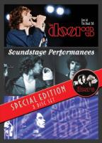 Doors: Live at the Bowl '68/Soundstage Performances/Live in Europe 1968