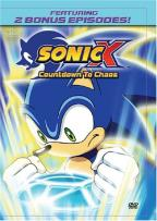 Sonic X - Vol. 6: Countdown To Chaos