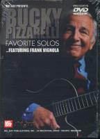 Bucky Pizzarelli: Favorite Solos