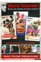 Quentin Tarantino's Rolling Thunder Pictures Presents: Triple Feature Presentation!