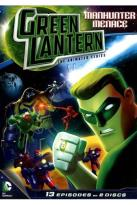 Green Lantern: The Animated Series - Manhunter Menace