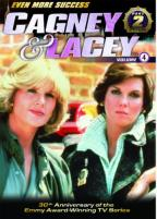 Cagney & Lacey: Part 2, Vol. 4