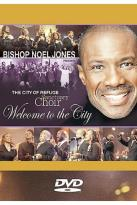 Bishop Jones & The City of Refuge Sanctuary Club - Welcome To The City
