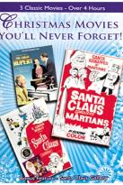 Christmas Movies You'll Never Forget