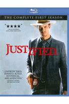 Justified - The Complete First Season