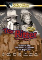 Tex Ritter Double Feature #5