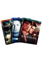 Supernatural - Series 1-3