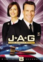 Jag - The Complete Eighth Season