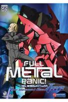 Full Metal Panic!: The Second Raid TSR - Vol. 3