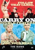 Rank Collection: Carry On Double Feature - Follow That Camel/Don't Lose Your Head