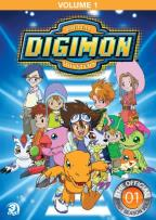 Digimon: Digital Monsters - The Offical First Season, Vol. 1