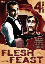 Flesh Feast - 4 Movie Set