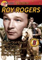 Roy Rogers Westerns - Vol .1