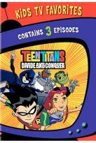 Teen Titans: Divide and Conquer 1