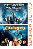 Percy Jackson & the Olympians: The Lightning Thief/Eragon