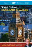 Rick Steves' Europe 2000-2014: England & Wales