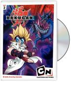 Bakugan Vol. 2: Game On