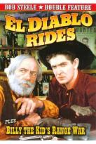 Diablo Rides/Billy the Kid's Range War
