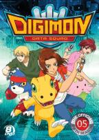 Digimon: Digital Monsters - The Official Fifth Season