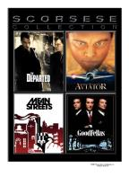 Scorsese Collection: The Departed/The Aviator/Mean Streets/GoodFellas