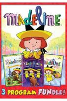 New Adventures of Madeline: Adventures in Paris/Madeline's Merry Musical Melodies/Bonjour Madeline