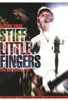 Stiff Little Fingers: At the Edge