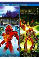 Bionicle 2: Legends of Metru Nui/Bionicle 3: Web of Shadows