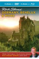 Rick Steves' Europe 2000-2014: Germany, Benelux & More