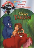 Tarzan: DVD Read-Along