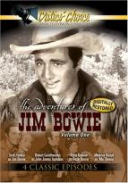 Adventures Of Jim Bowie #1