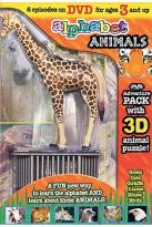 Alphabet Animals Adventure Pack - Goats, Cats And Giraffe