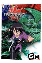 Bakugan Vol. 1-3