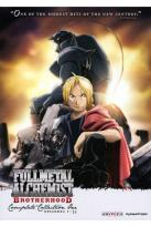 Fullmetal Alchemist: Brotherhood - Collection One
